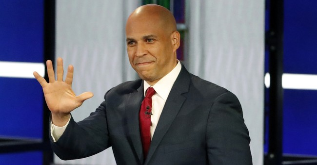 Like Kamala Harris, Cory Booker Never Had A Chance