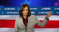 Hot Mic: Kamala Doesn't Know Where She Is On the Campaign Trail