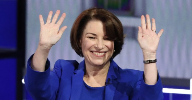 Klobuchar Forced to Cancel Rally After Black Lives Matter Activists Occupy the Stage