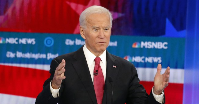 Biden Vows to 'Keep Punching' at Problem of Domestic Violence