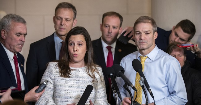 In Letter to Colleagues, Elise Stefanik Makes Her Case to Replace Cheney