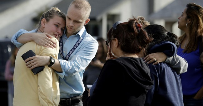 """Saugus HS Teacher Reflects: """"After so much pain, we have chosen the path of love."""""""