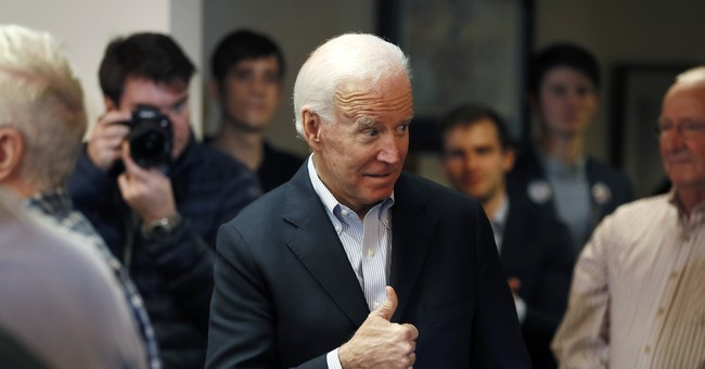Biden's Virtual Town Hall Was a Complete Train Wreck