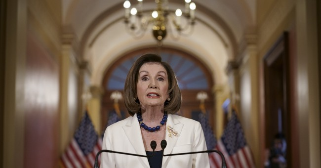 BREAKING: It's Official, Nancy Pelosi Calls for Articles of Impeachment Against President Trump
