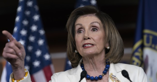 Pelosi's Impeachment Stunt