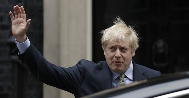 Boris Johnson Announces Second Nationwide Lockdown