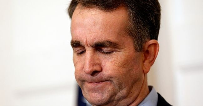 Former Dem Congressman Defends Northam: His VMI Nickname Is Actually A Derogatory Term For White People