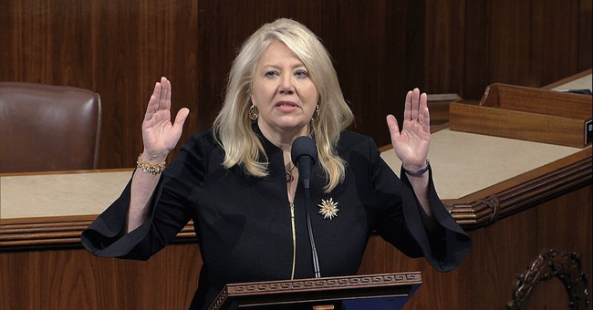 'There Is No Proof!': Debbie Lesko Gives Fiery Speech During Impeachment Debate