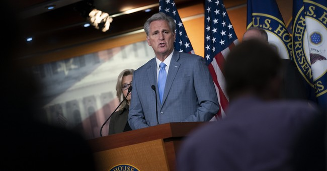 Kevin McCarthy Reacts to Impeachment Demands