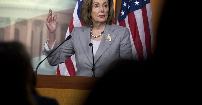 Democrats Begin to Applaud Impeachment...Until Pelosi Gives Them a Look