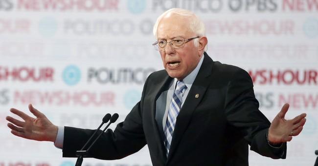 Iowa Could Make Democrats' Bernie Problem Much, Much Worse