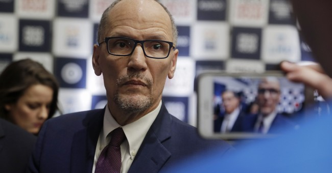 ICYMI: Top Democrat Says DNC Chair Perez Has Got to Go