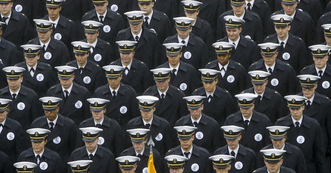 Investigation Into Cadets and Midshipmen Accused of Making White Power Symbols at Army, Navy Game Complete