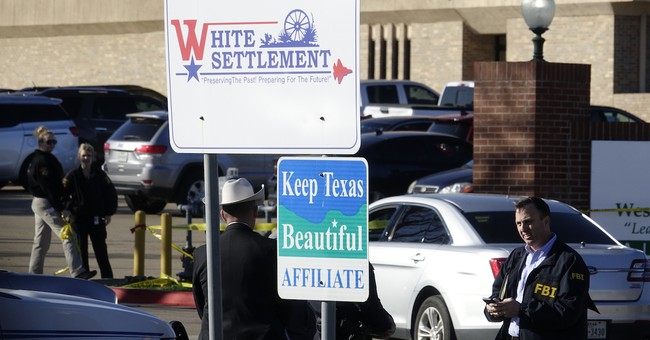 USA Today Op-Ed: It Is 'Terrifying' Other Parishioners Were Armed During Texas Church Shooting