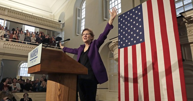 Elizabeth Warren Says She Will Sidestep Congressional Authority to Cancel Student Loan Debt