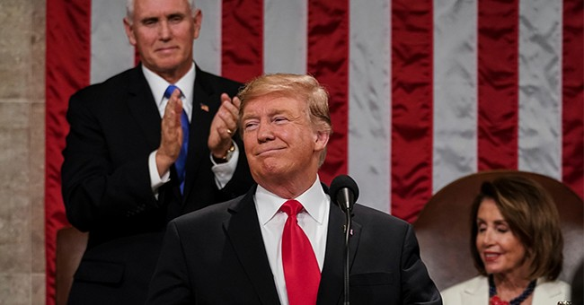 2020 Watch: New Gallup Poll Shows Trump Soaring to New High on Economic Job Approval