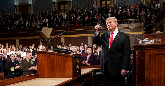 MSNBC Host, Liberals Were Not Happy Over This Word President Trump Used To Describe Democrats During State Of the Union Address