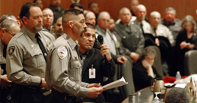 Sheriffs In New Mexico Stand Against Proposed Gun Laws