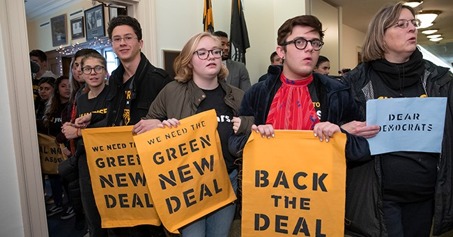 The 'Green New Deal' Is Dead. Long May It Stay Buried!