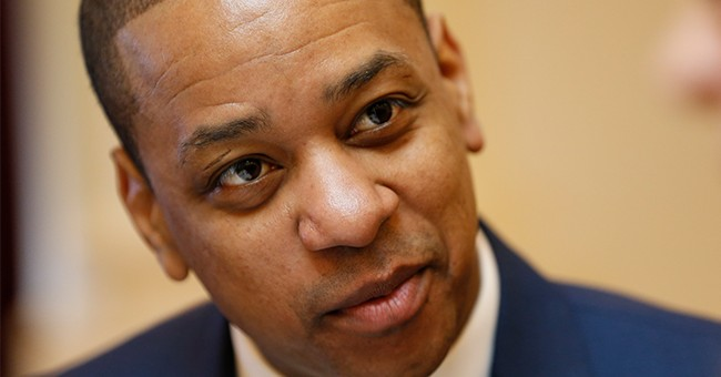 Justin Fairfax Considering Running for Governor Because Controversy 'Raised His Public Profile'