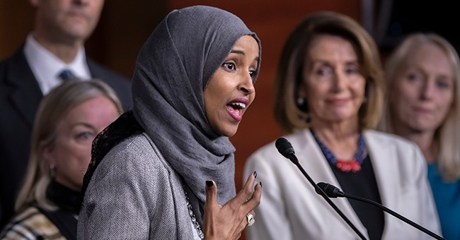 Oh, So Ilhan Omar Has Been Holding Secret Fundraisers For Groups That Support Terrorism