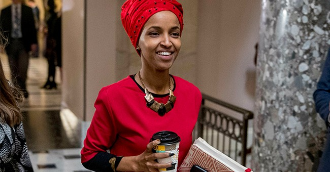 Rep. Ilhan Omar Reportedly Met With Jewish Groups to Apologize for Anti-Semitic Comments