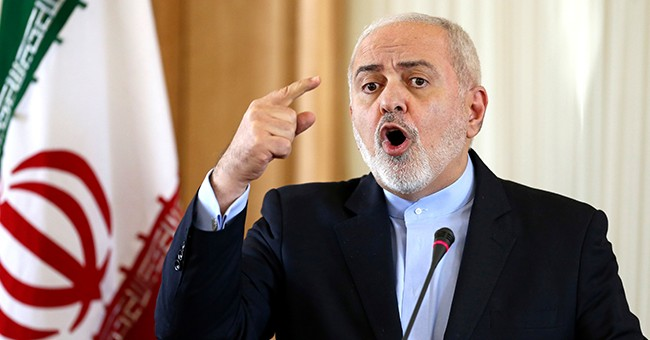Iranian Foreign Minister Criticizes 'B Team' US and Company of Sabotaging Diplomacy