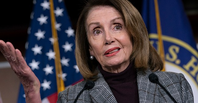 Nancy Pelosi Just Showed She's A Helluva Weak Speaker Over Ilhan Omar's Anti-Semitism Fiasco