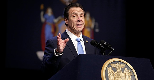 Breaking: New York Gov. Cuomo Calls in National Guard, Orders 'Containment Zone' in City of New Rochelle Over Wuhan Virus