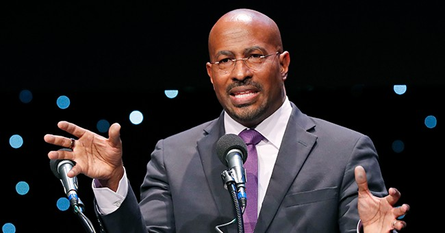 Van Jones Tells CNN Panel There's No Denying What Trump Has Done for Black Community