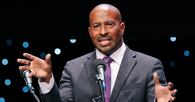 Lest We Forget: Van Jones Broke With CNN When He Said This About The Russia Probe