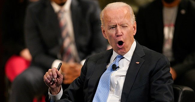 Keep Your Hands To Yourself, Grandpa: Another Accuser Comes Forward Against Joe Biden