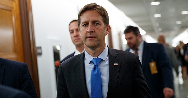 Ben Sasse to AG Barr: Please Rip Up the Epstein Plea Deal