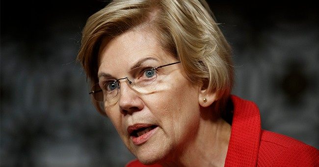 Uh Oh: Elizabeth Warren's Past May Catch Up To Her