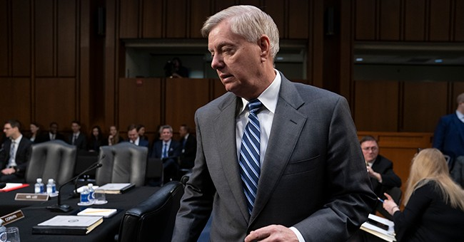 Lindsey Graham Demands Full Investigation of the Bidens and Ukraine