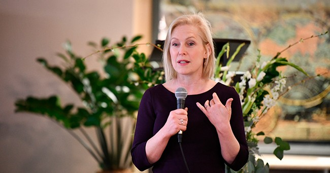 Kirsten Gillibrand to deliver 2020 speech in front of Trump hotel