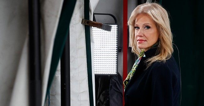 Do We Have to Talk About This Crazy, Escalating Feud Between Trump and Kellyanne's Husband?