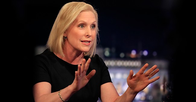 Gillibrand defends workplace investigation into sexual harassment claims