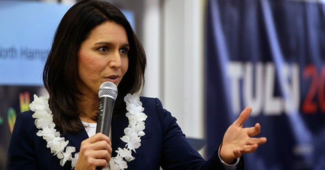 Watch: Dem Candidate Tulsi Gabbard Sounds off on Media - Especially George Stephanopoulos