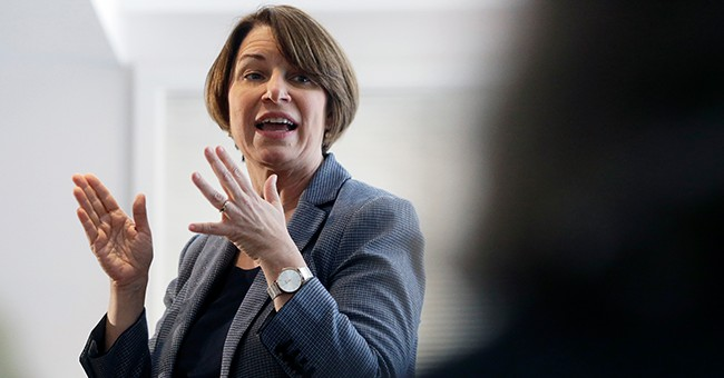 WaPo Slams Klobuchar for Citing Bad Numbers on Black Incarceration...and Gets PolitiFact to Change Its Mind