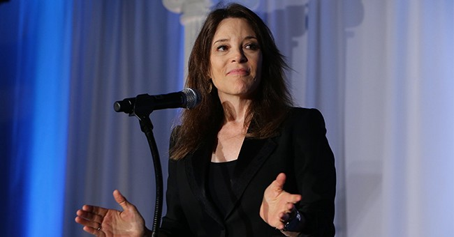 Peace Proliferation? Marianne Williamson Wants To Develop A U.S. Department of Peace