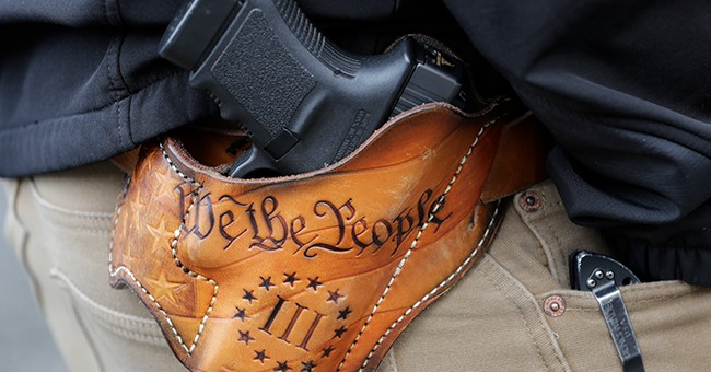 Sheriff In One County Now Has the Power to Arrest Feds Attempting to Enforce Gun Control