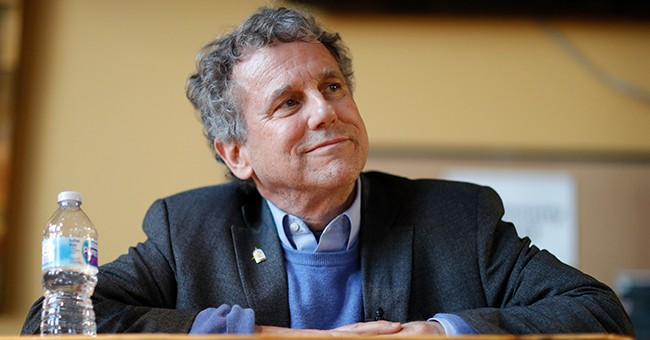 Sherrod Brown: I 'Wrestled' With My Decision to Meet Trump in Ohio Today, But...