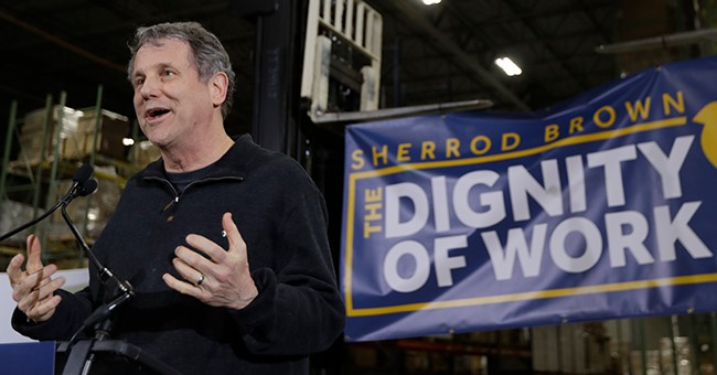 Ohio Sen. Sherrod Brown Will Not Run for President in 2020
