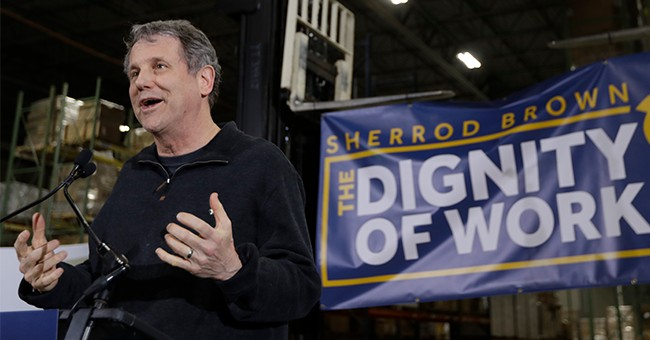 Sherrod Brown not running for president in 2020