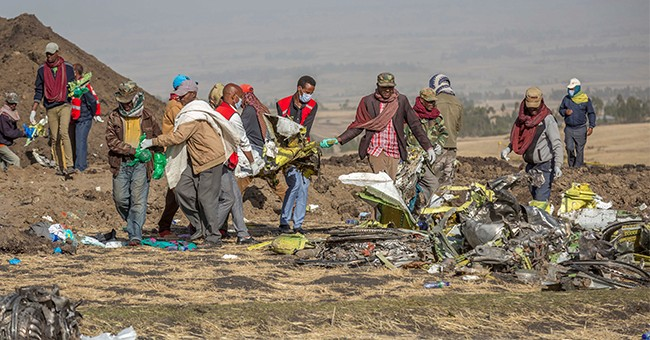 Boeing Plane Crash in Ethiopia Leaves No Survivors