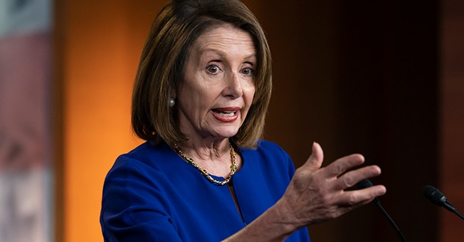 Pelosi Has Some Advice for Joe Biden Following Allegations That He Touched Women Inappropriately