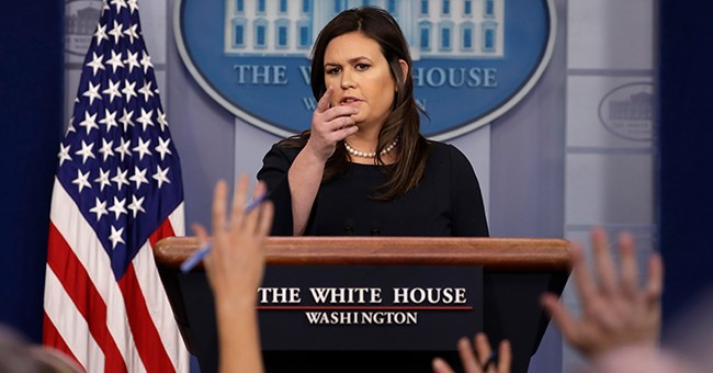 BREAKING: A New White House Press Secretary Has Been Named