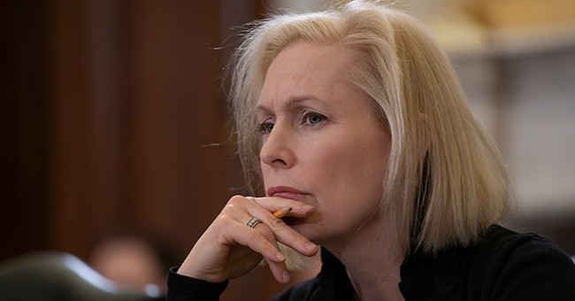 Gillibrand: We Must Believe Women. But Not This One.