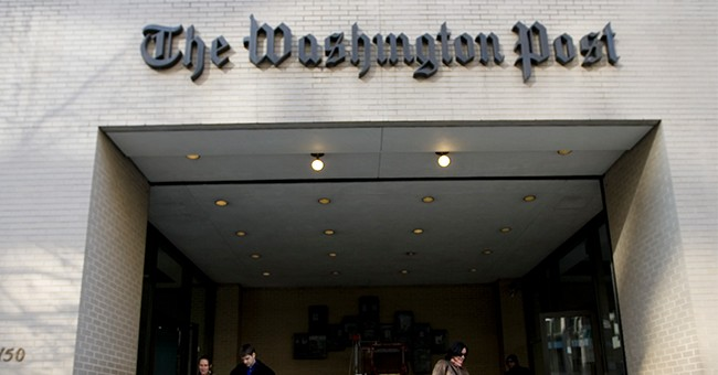 Washington Post Cartoon Borrows Page From Nazi Playbook